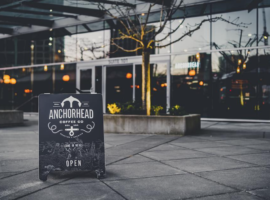 Anchorhead Coffee Now Open at Bellevue's City Center Plaza