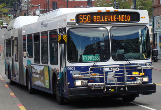 Downtown Bellevue Bus Routes Impacted Due to Buses Removal from Seattle Transit Tunnel