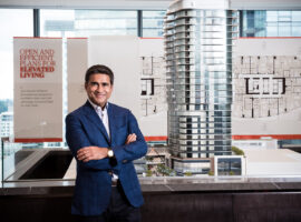 Launching Bellevue Business Leader Series, Featuring Andy Lakha, the Visionary Behind Avenue Bellevue