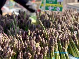 Photo Credit: Bellevue Farmer's Market