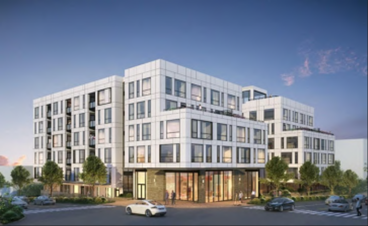 Mixed-Use Project, Main Street Apartments, Receives Design Approval