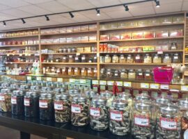 Asian Specialty Market, Asia Hiwave City, Brings Herbs, Ginseng, Medicine, Tea and Gift Shop to Bellevue Way
