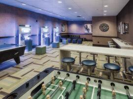 Youth Room at Bellevue club, Photo Credit: Bellevue Club