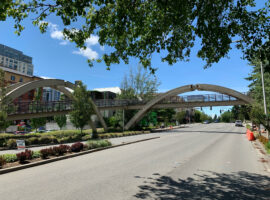 City of Bellevue to Remove NE 12th Bridge