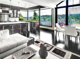 Lakefront Luxury Living on Yarrow Bay - Photo Credit: Team Foster, Compass Real Estate