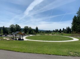 Surrey Downs Park Now Open in Bellevue