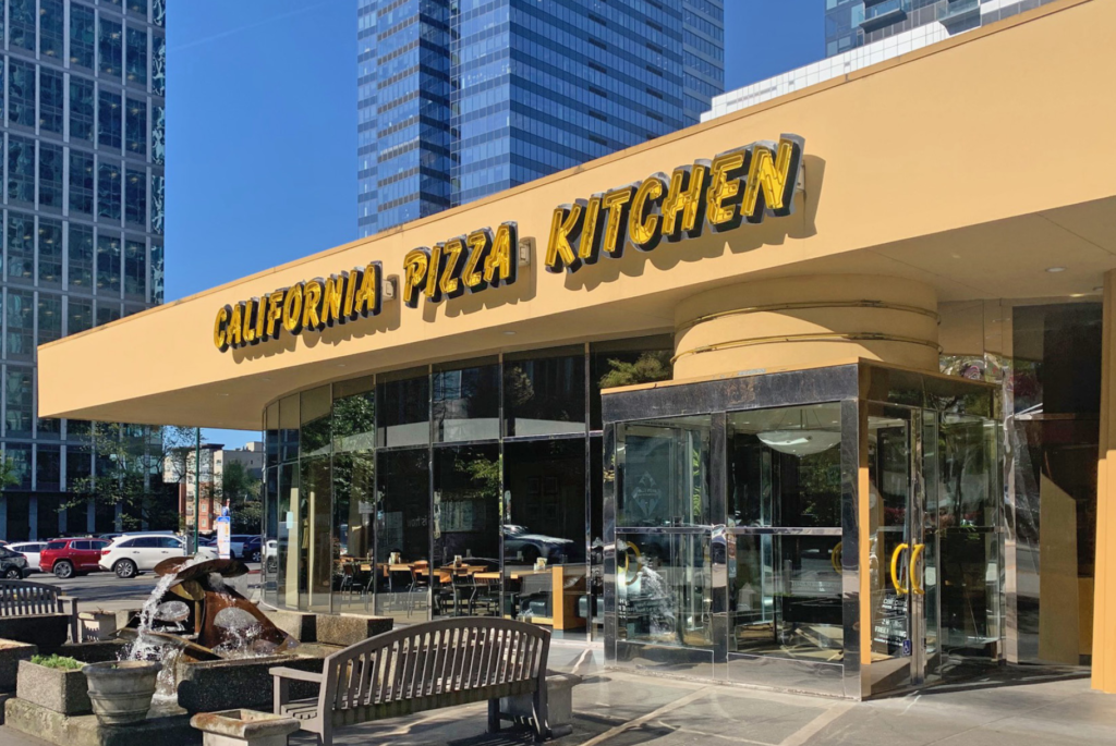 California Pizza Kitchen In Bellevue To Close Downtown