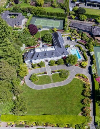 Home of the Month: Clyde Hill European Modern Mansion, 7,716 Sq Ft, $9.90M