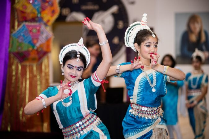 Diwali Celebration, Photo Credit: The Bellevue Collection