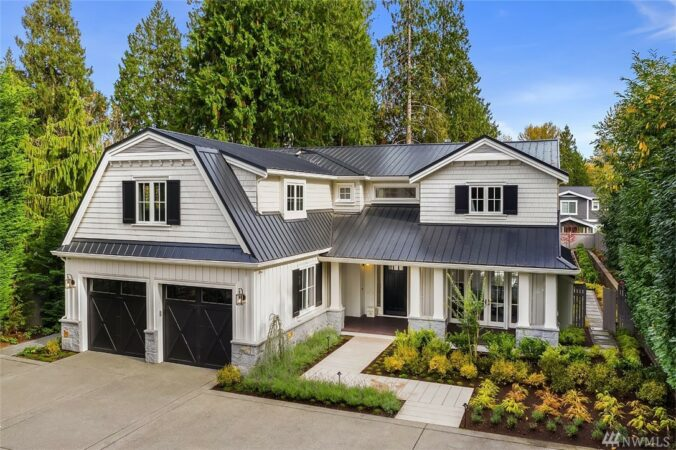 Home of the Month: Coastal Cool on Yarrow Point, 5,126 Sq Ft, $4.298M