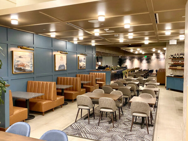 Nordstrom Grill at Bellevue Square Now Open after Two Year Hiatus
