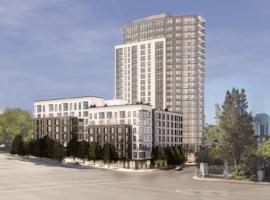 Broadstone Bellevue Gateway Rendering