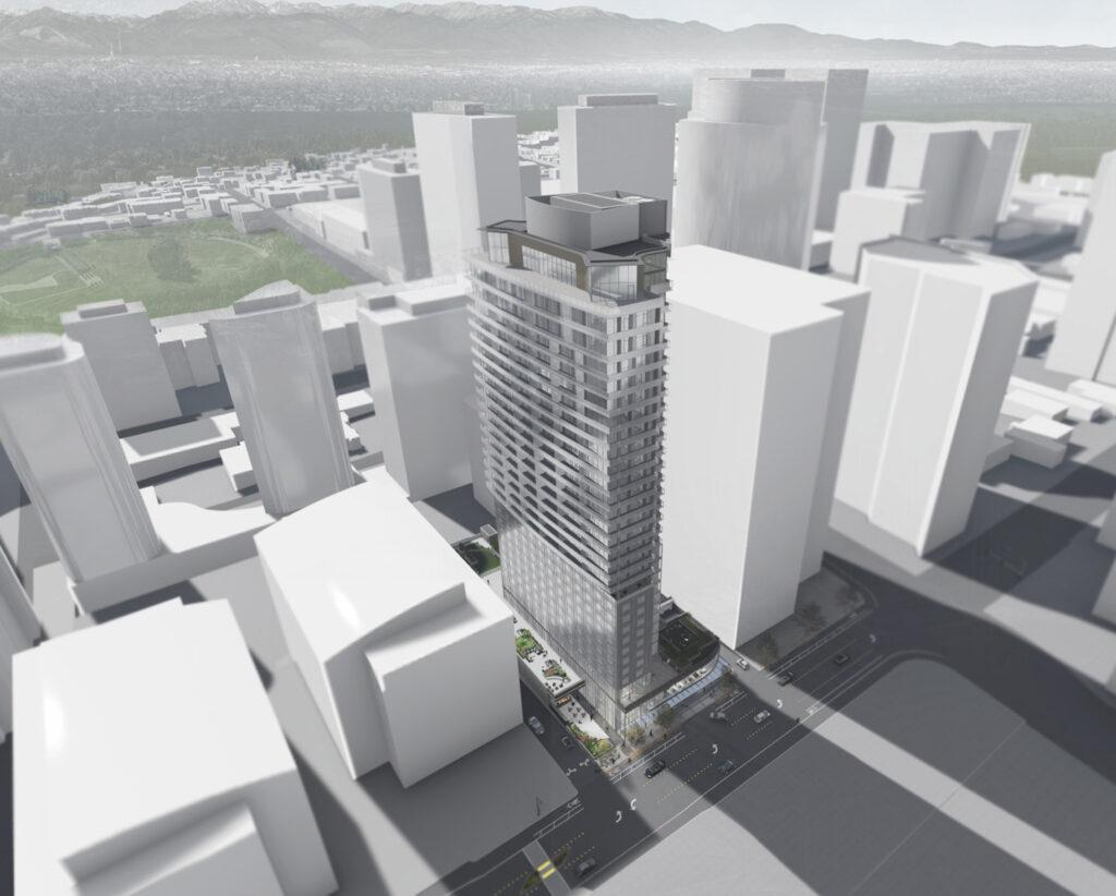 FANA 305 Project in Bellevue Rendering