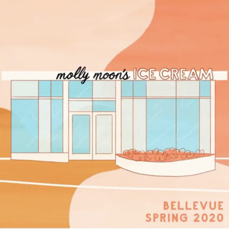 Molly Moon's Announces Biggest Ice-Cream Making Kitchen and Shop to Open in Bellevue