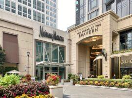 Neiman Marcus Bellevue Bravern Closes